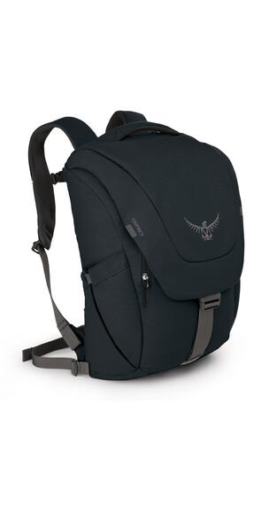 Osprey Flap Jack - Sac à dos Homme - noir